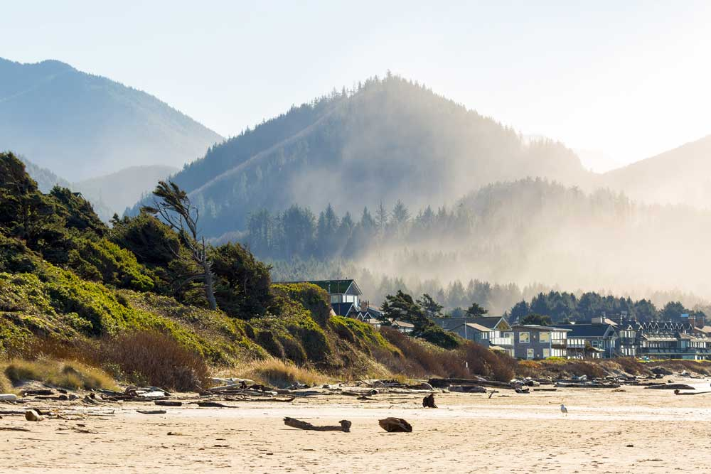 Oregon Coast Houses
